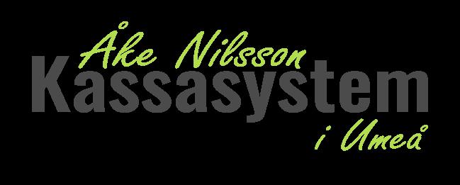 Åke Nilsson Kassasystem i Umeå